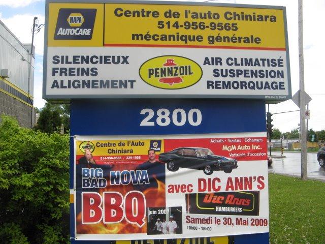 30 Mai, 2009 - BBQ Chiniara Auto