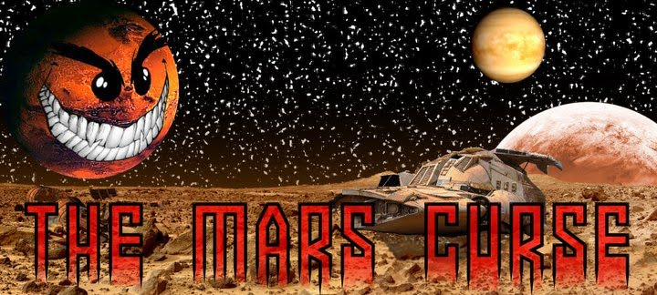 The Mars Curse