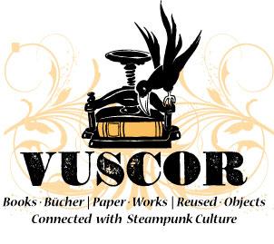 VUSCOR : Gestalten · Drucken · Binden · Reparieren