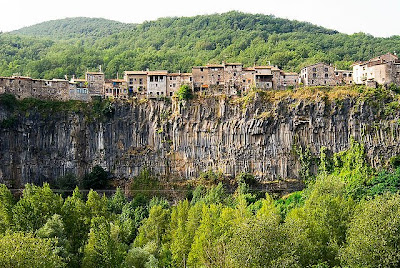Castellfollit de la Roca - Gerona