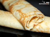 Receta de crepes: se pueden comer solos o acompañados por ingredientes dulces o salados