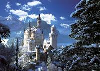 Castillo Alpes Alemania - Neuschwanstein