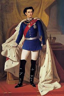 Rey Loco Luis II de Baviera