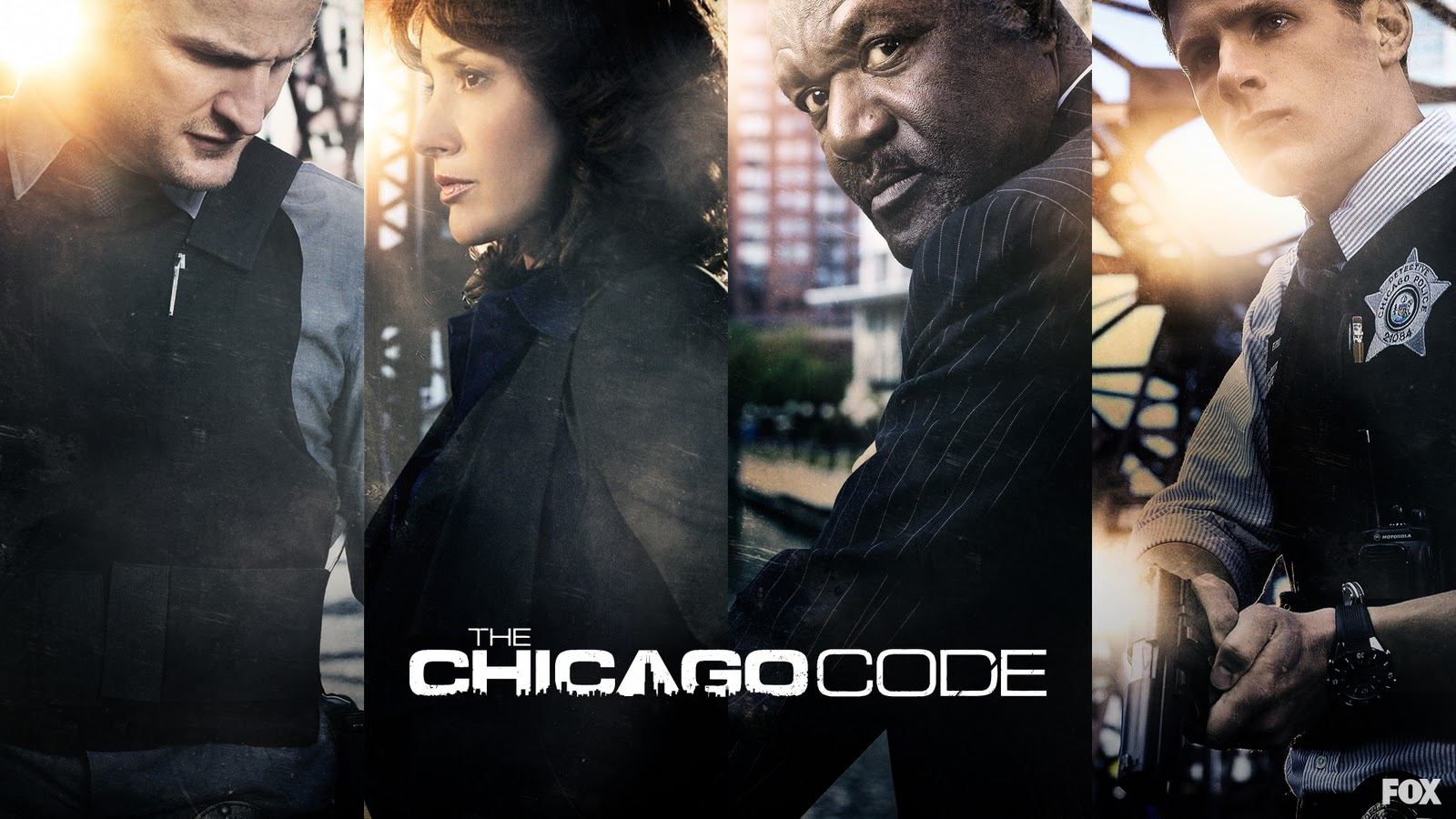 The chicago Code  Photos Wallpapers