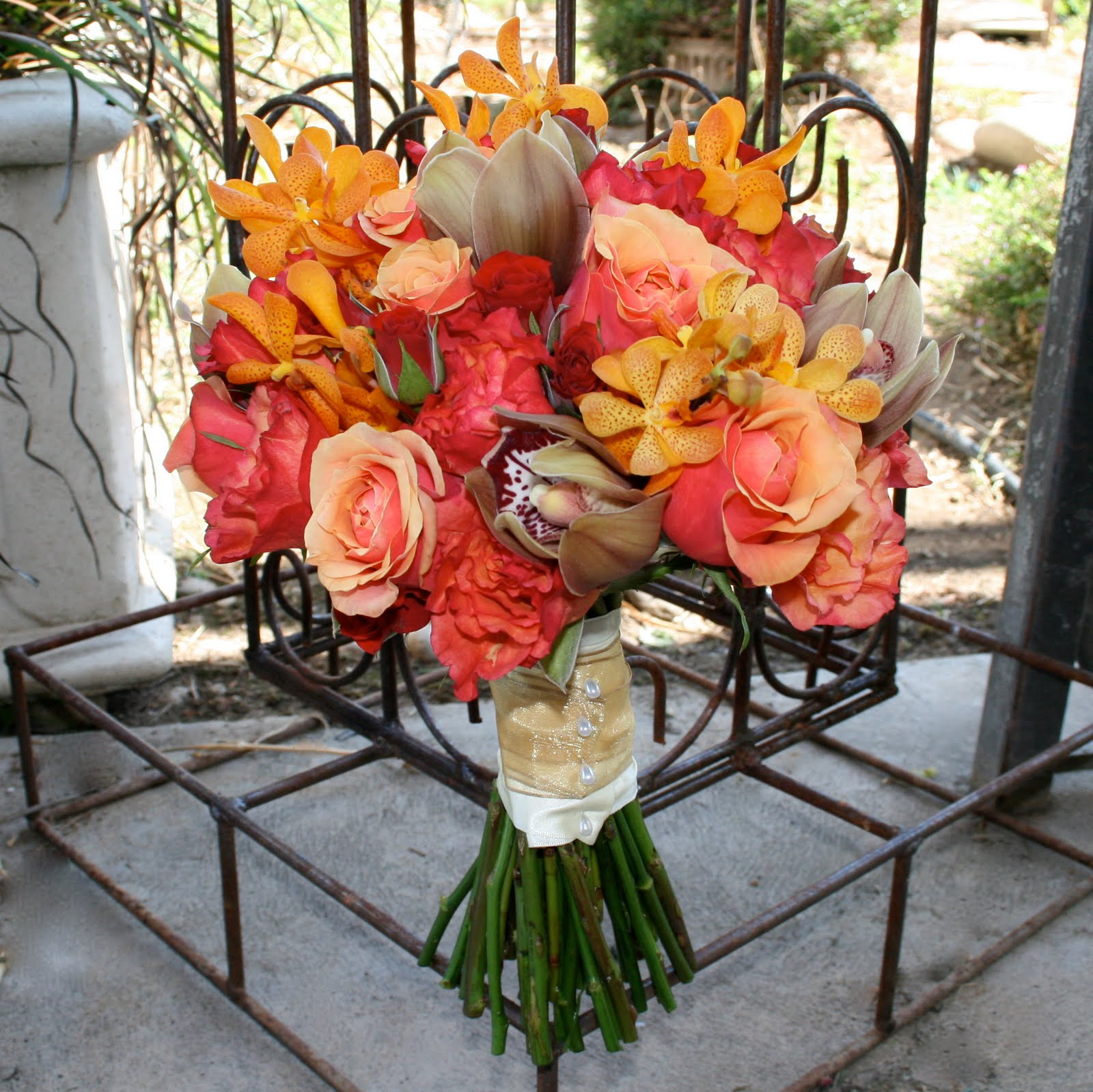 Cheap Wedding Flowers Coral Wedding Flowers 2013