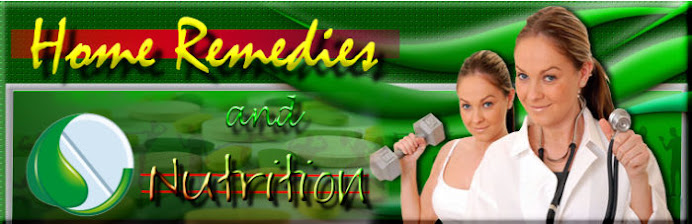 Home Remedies and Nutrition