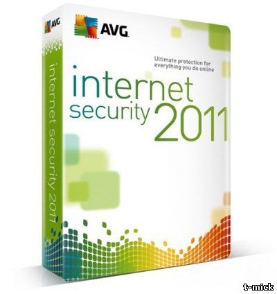 AVG Internet Sgurity 2011 - LICENCIA HASTA 2018