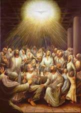 NESTE FINAL DE SEMANA TIVEMOS A GRANDE FESTA DE PENTECOSTES