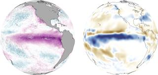 El Niño en 1997