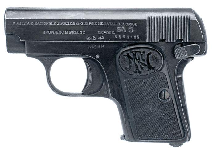 25 colt pistol