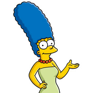 Marge Simpson Nua Na Playboy