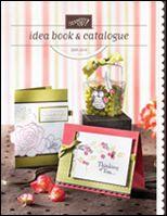 Stampin' Up! Idea book & Catalogue