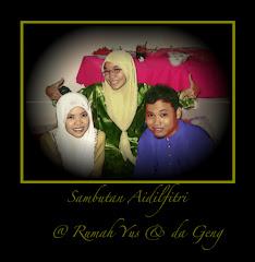 Raya Festive @ Umah YUs & Geng