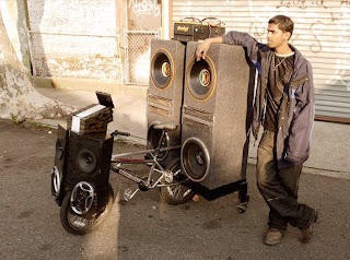 Bad Lawyer Your Bicycle Stereo Can Get You Cited