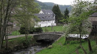 Kallbrücke Simonskall