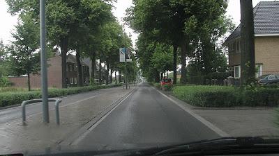 Een verkeersluwe Rijkswegboulevard op zaterdagmiddag 13.50 uur !!!