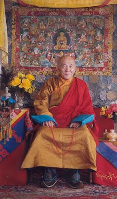 Богдо гэгэн – глава ламаистской церкви в Монголии