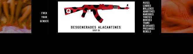 Grup QK  Desgenerades Alacantines