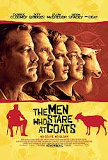 """FILME: """"Os homens que encaravam cabras"""""""