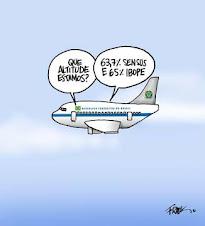 Farra das Passagens Aéreas-Parte II