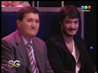 Omar Pastorutti y Jere Audoglio