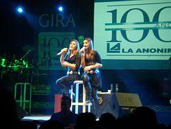 Soledad y Natalia Pastorutti en Bariloche