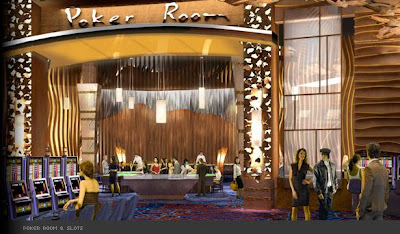 Mohegan Sun Poker Room - Casino of the Wind