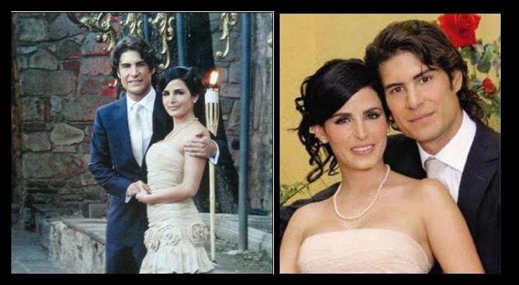 Ximena Herrera Y Alex Sirvent Boda Alex sirvent     se nos caso Ximena Herrera Y Alex Sirvent