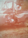 Primer accidente de trafico 1977