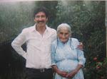 Vecino distinguido Don German Mayen ( Nacio 1947 ) y Sra. Madre Carmen Muralles foto 1994