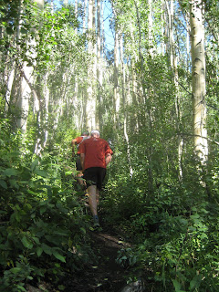 TransRockies Run Team Montrail Matt Hart Sean Meissner