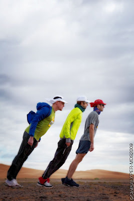 Marathon des Sables Bryon Powell Michael Wardian Ted Archer