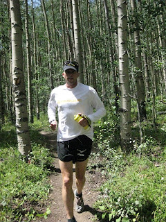 Duncan Callahan Leadville 100 run