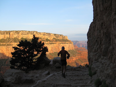 Grand Canyon Sean Meissner R2R2R