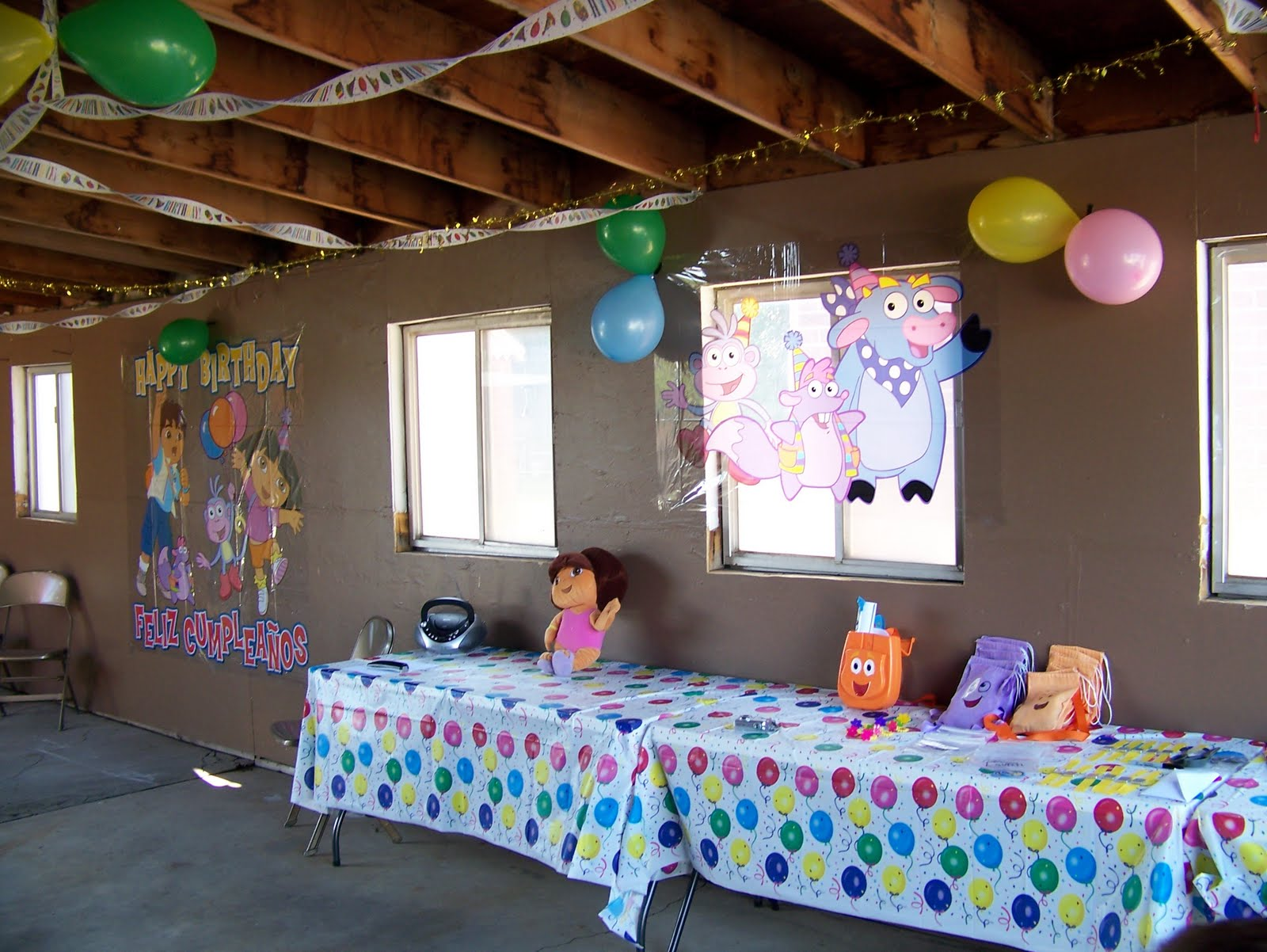 Creative and Cheap Fun and Fabulous DiegoDora Birthday Party