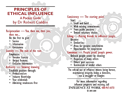 30 principles of how to win friends and influence people