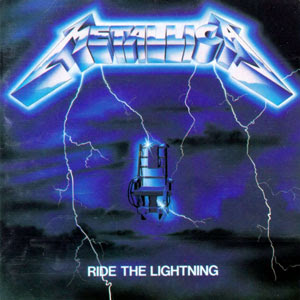 Discografia y Biografia de Metallica Ride+the+Lightning