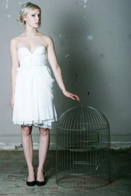 wedding dress  complaint