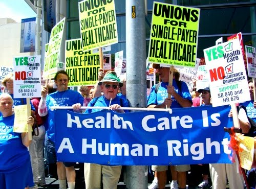 is healthcare a right