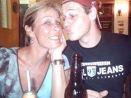 Eu e meu filho Máximo...2006