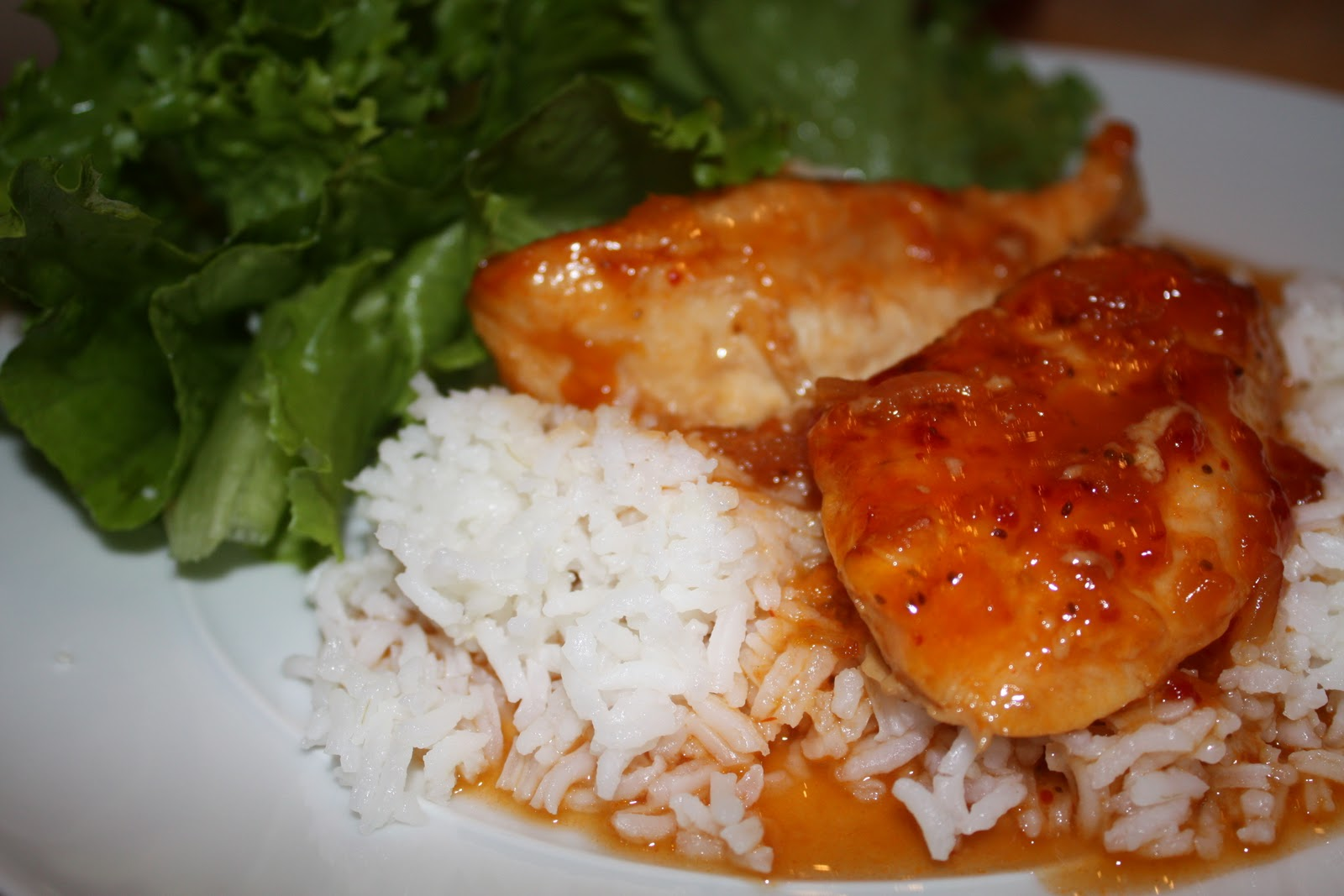 ... apricot glazed chicken apricot d i jon glazed chicken and i s apricot