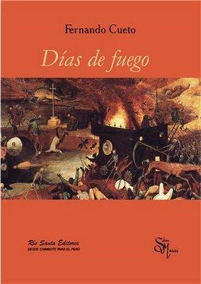 DÍAS DE FUEGO - FERNANDO CUETO