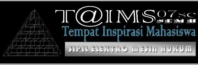 TEMPAT INSPIRASI MAHASISWA SIPIL 2007