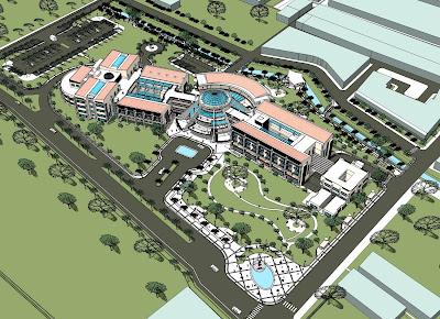 Arquitectura universidad antonio nari o sede palmira for Universidades que ofrecen arquitectura