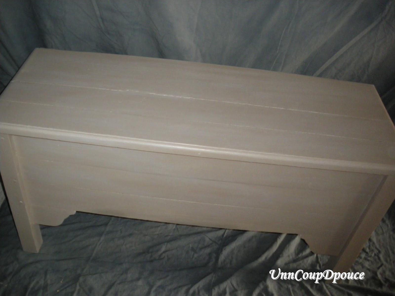 broc et chiffons relooking de meubles dans les deux s vres 79 patine l 39 ancienne maie relook e. Black Bedroom Furniture Sets. Home Design Ideas