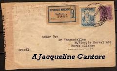 Carta a Jacqueline Cantore