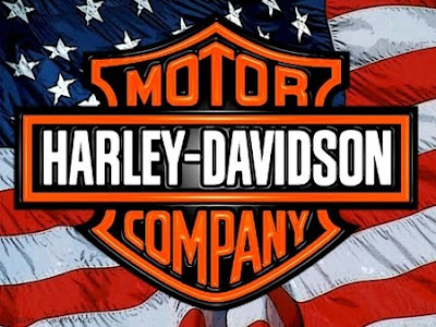 Harley Davidson Logo Wallpaper With Flag Best Of