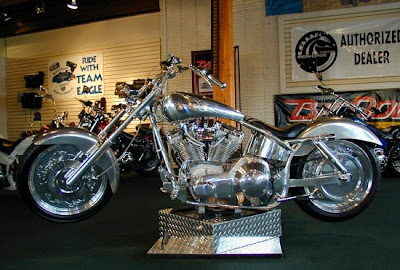 Chrome for Harley Davidson Motorcycles, Classic Chrome Harley Davidson - Harley Davidson Parts