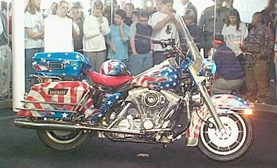 American Harley Davidson