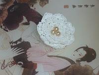 Viktoriánus csipkevirág